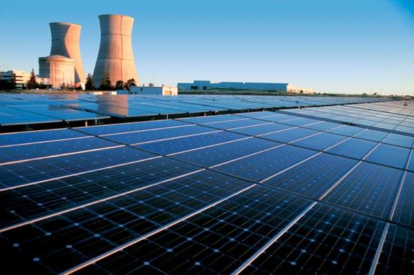 солнечная энергия в Индии