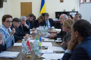 Украина и Польша подпишут договор о образовании нацменьшества