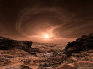Ученые Лиссабонского университета придумали способ добычи кислорода на Марсе