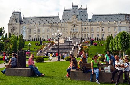 Исследовательский грант для историков: Румыния