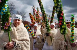 вопросы по традициям Польши