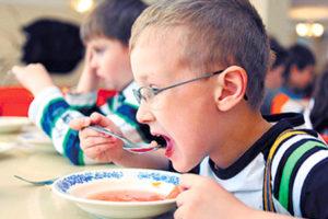 Льготы на питание в школе