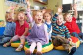 Дефицит детских садов в Украине