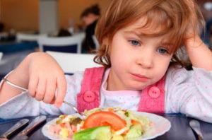 финансирование питания детей