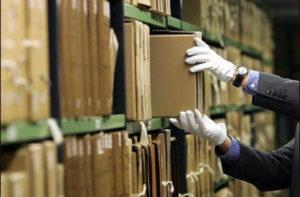 Искать корни в архивных материалах