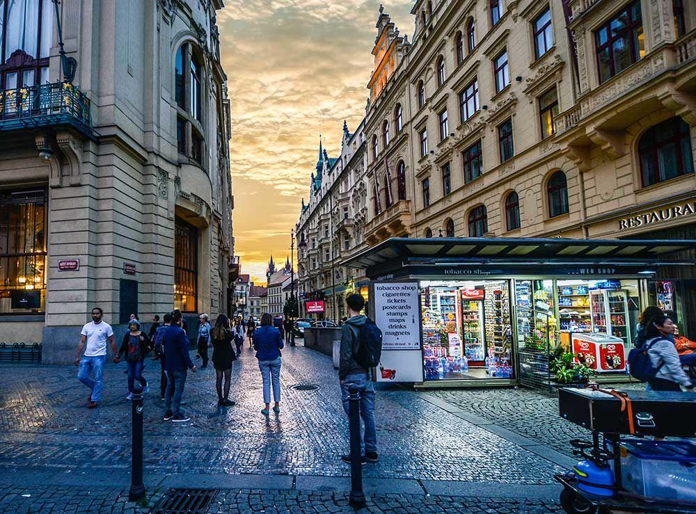 Как поступить в чешский вуз без посредников