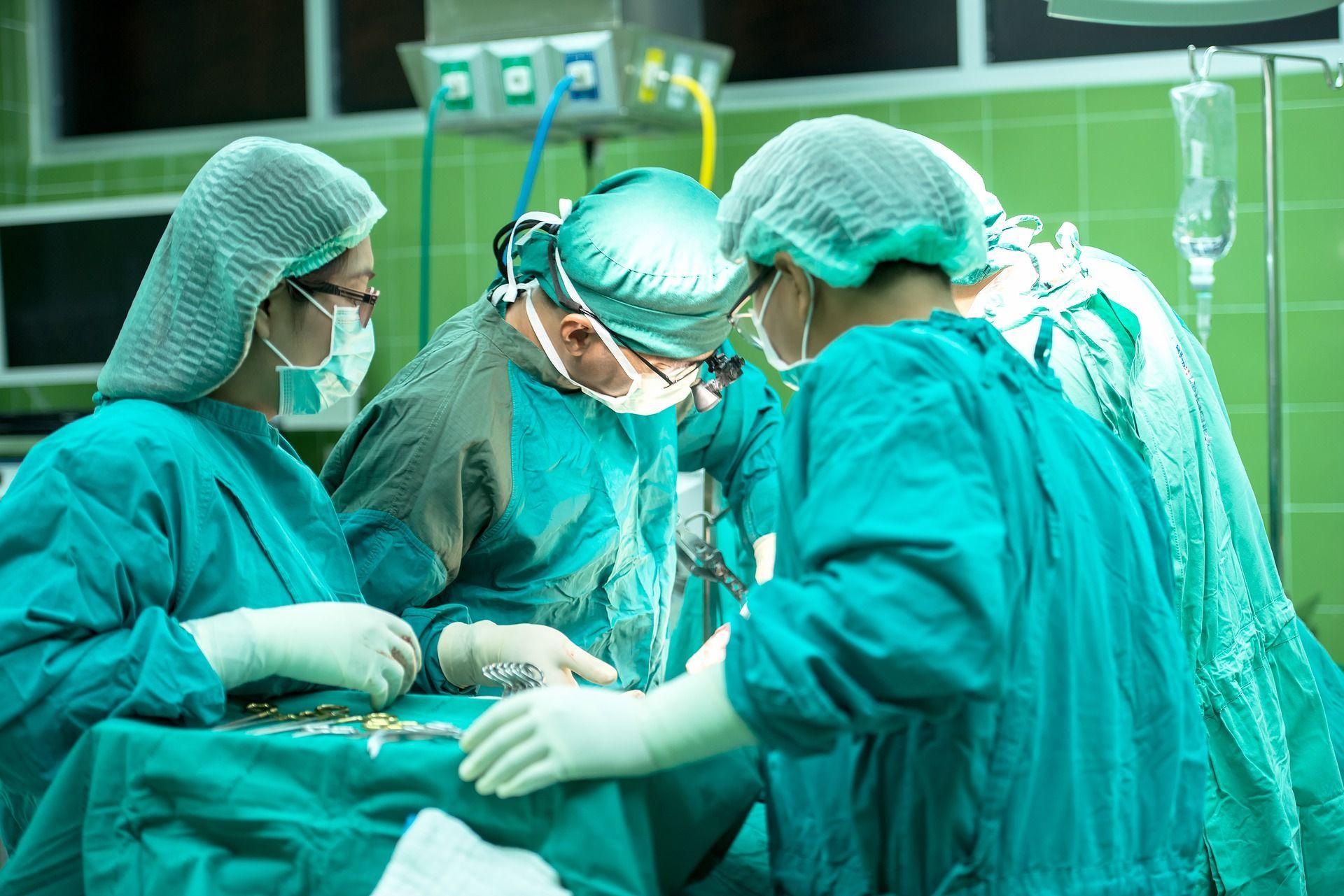 Изменения при поступлении в медицинские учреждения Украины