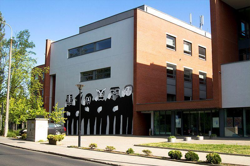 Collegium Da Vinci в Познани