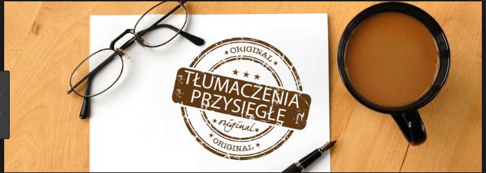 Присяжный перевод документов на польский язык