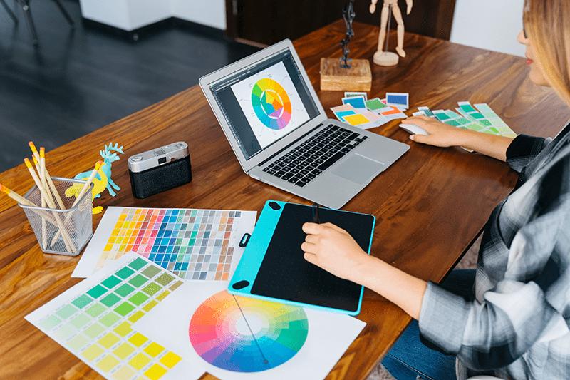 Профессия – графический дизайнер