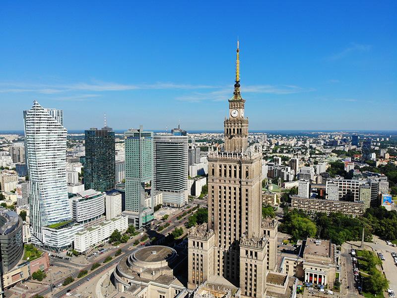 Академгородки Варшавы
