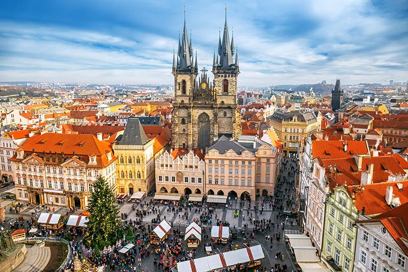 Обучение в Чехии – Найти университеты Чехии – образование за рубежом